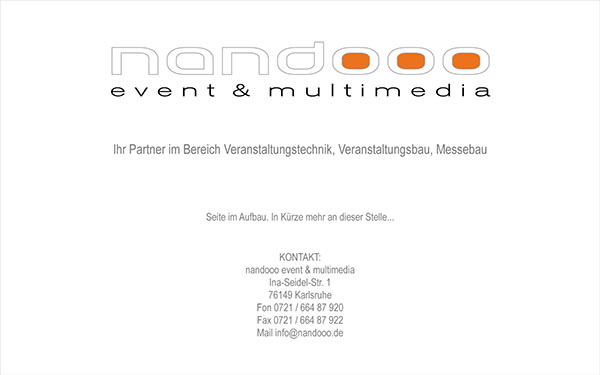 nandooo event & multimedia
